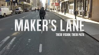 Maker's Lane Trailer: Web Series about NYC Entrepreneurs
