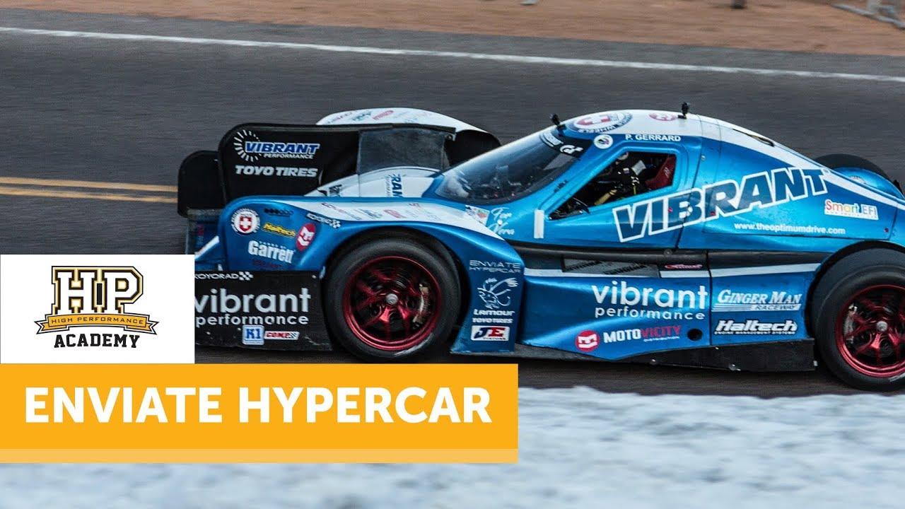 [TECH TOUR] `The fastest car I've ever driven   ` - The Stig USA   1000HP  Turbo V8 Enviate Hypercar