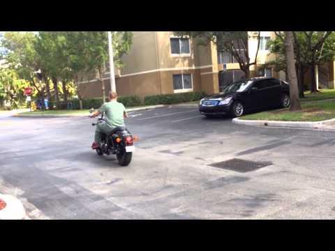 2012 Honda Shadow Phantom 750