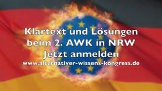 2. Alternativer Wissenskongress am 28.02.2016 - Trailer 2016