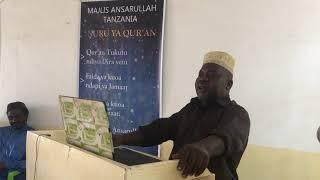 Majlis Ansarullah Tanzania held Tarbiyyat Camps