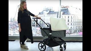 Обзор коляски Bugaboo fox/Бугабу фокс. Как выбрать коляску для новорожденного.