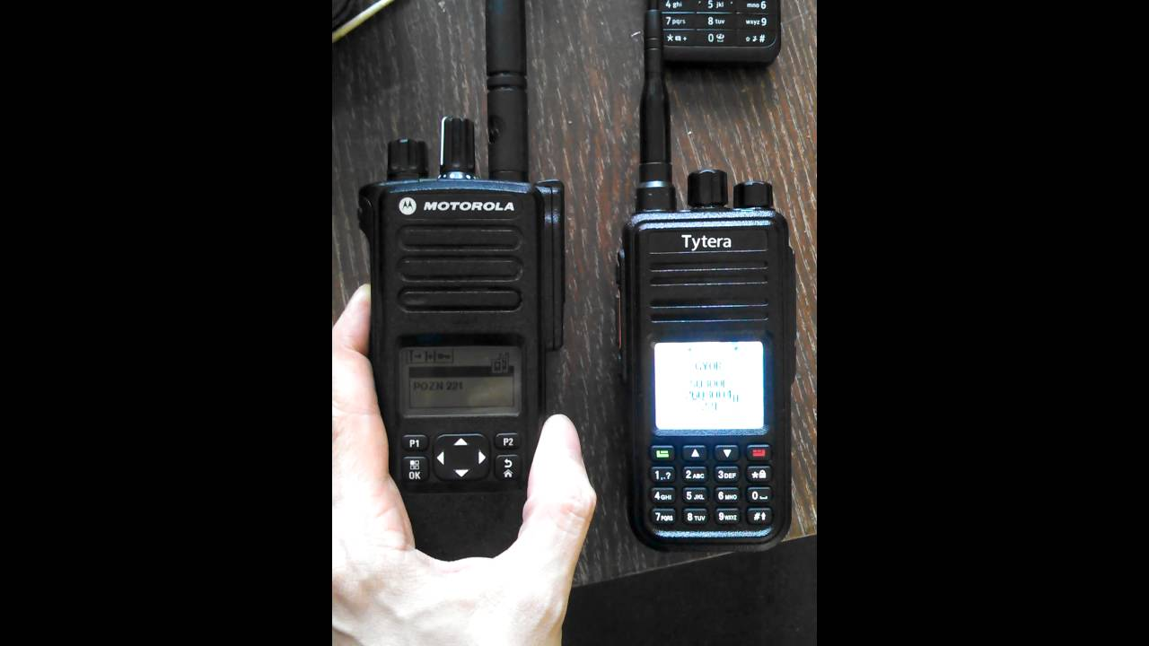 DMR Encryption – ARC4 Motorola DP4600 / AES-OFB Tytera MD-380