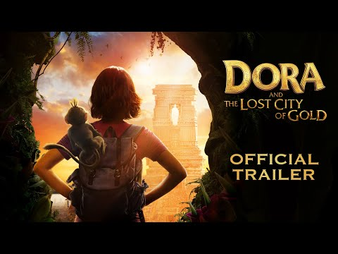 Chris Davis - Dora and the Lost City of Gold - The Official Trailer!