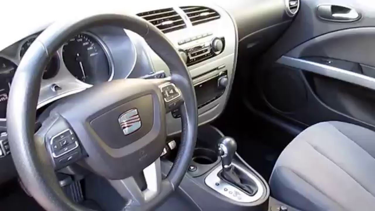 seat leon 2011 automatico dsg impecable youtube. Black Bedroom Furniture Sets. Home Design Ideas