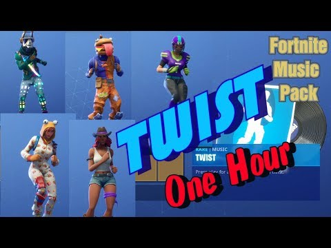 Fortnite TWIST  Pack 1 Hour