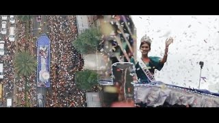 Miss Universe 2015 Pia Alonzo Wurtzbach Homecoming Parade Highlights