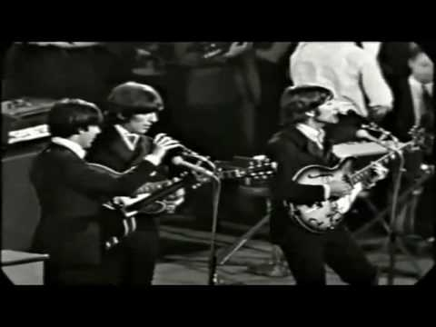 The Beatles HD - I Feel Fine Live in Germany (Remastered)