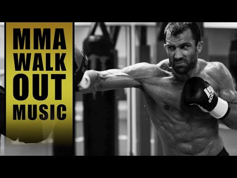 MMA Entrance Music / Luke Rockhold
