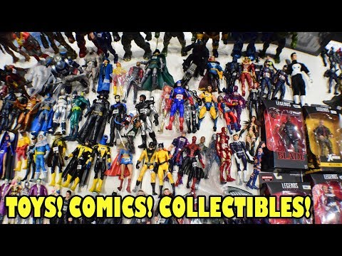INSIDE: NATIONAL SWAP MEET DAY IN SMX AURA (TOYS, COMICS AND COLLECTIBLES)