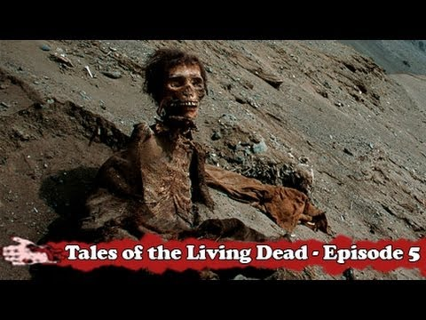 Tales of the Living Dead - Young boy found dead in Chile - mummified and buried but why?