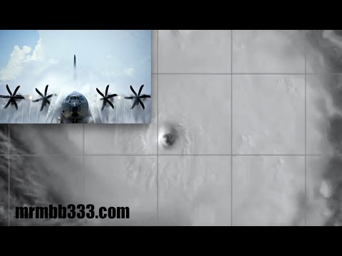 Hurricane Lane GROUNDS 'Hurricane Hunter' Aircraft! - Powerful CAT 4