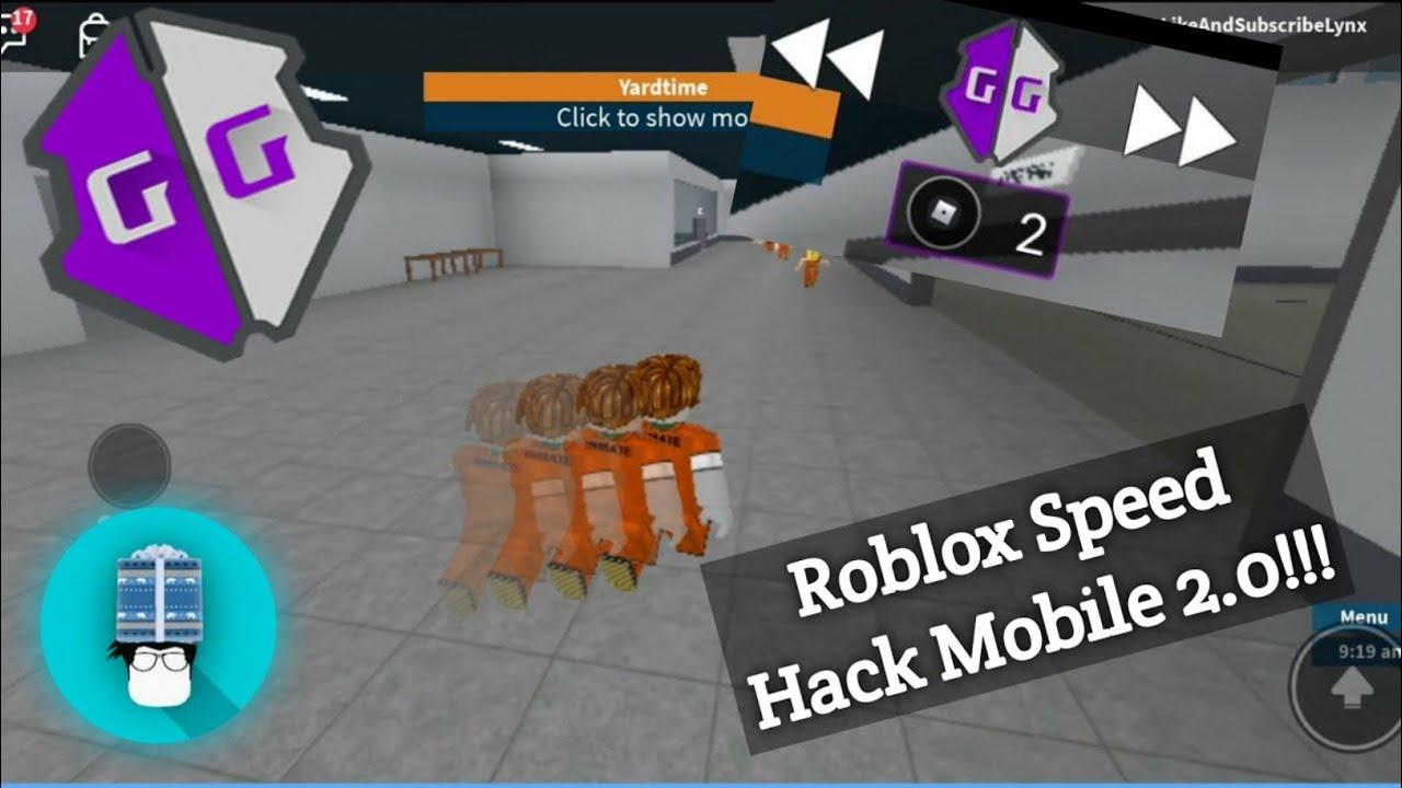 Roblox Speed Hack Mobile 2 0 Tutorial No Root Needed 100