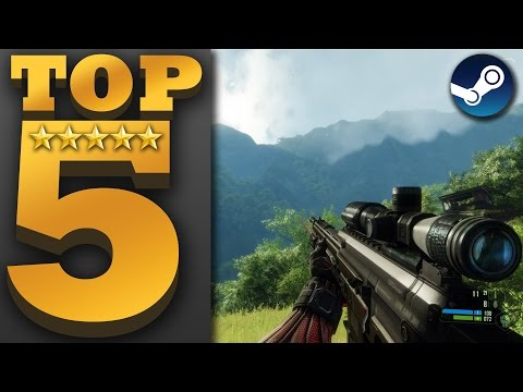 Top 5 FREE TO PLAY FPS Games On Steam 2016 (Best F2P Steam Games)