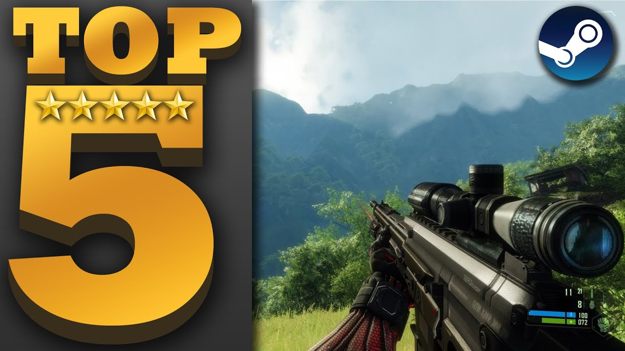 Best Free Shooter FPS and MMOFPS Games List (2020)