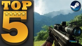Top 5 FREE TO PLAY FPS Games On Steam 2017 (Best F2P Steam Games)(In this video, I show you guys the Top 5 Free to Play FPS Games On Steam 2017 List! All of these games are free to play first person shooters and they can all be ..., 2016-07-29T22:00:00.000Z)