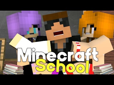 Love Triangle | Minecraft School [S1: Ep.11 Minecraft Roleplay Adventure]