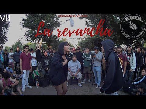 Kmc vs Cromantis LA REVANCHA exhibicion EbdL VII