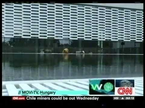 MEDICAL TOURISM DEVELOPMENT IN HUNGARY on CNN 2010