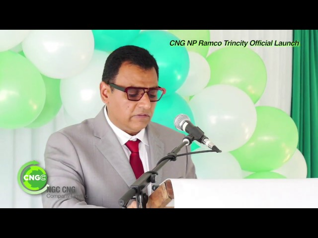 CNG NP Ramco Trincity Offical Launch