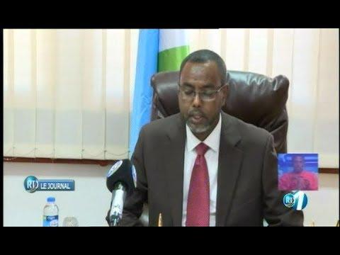Télé Djibouti Chaine Youtube : JT Francais du 26/12/2017