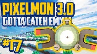 """Magnemite Farming!"" Minecraft Pixelmon 3.0  Gotta Catch 'Em All - Episode 17!"