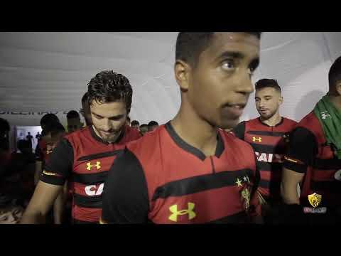 Bastidores de Sport x Vasco - 30ª rodada do Campeonato Brasileiro