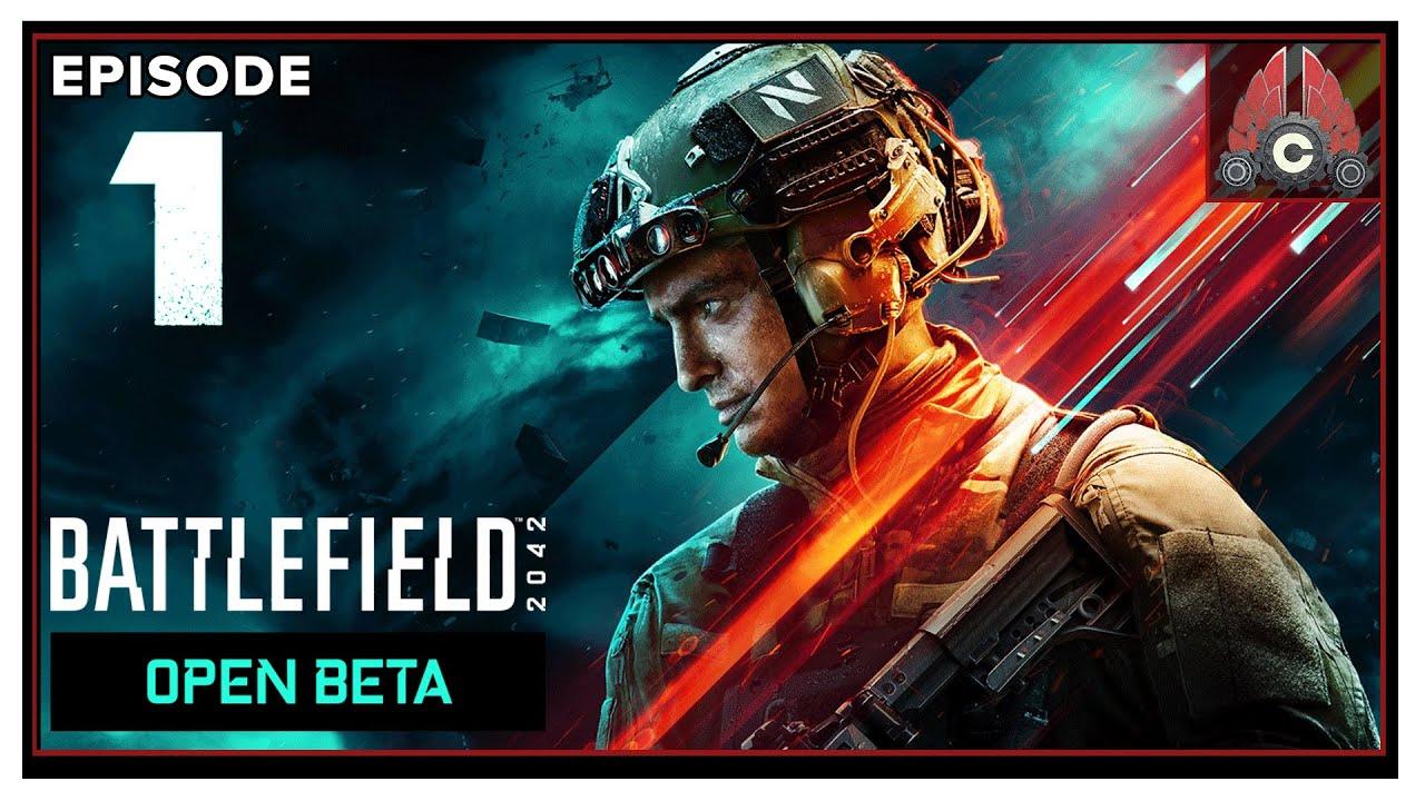 CohhCarnage Plays Battlefield 2042 Beta - Episode 1