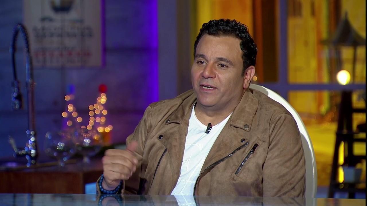 شاهد كيف خطفت نانسي عجرم قلب محمد فؤاد