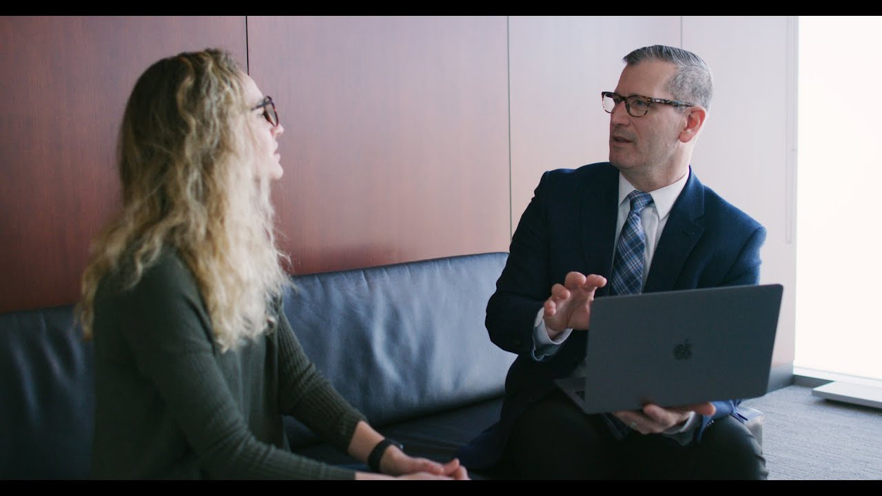 Video thumbnail for UBC Diploma in Accounting Program: Russell Garrett, Career Coach