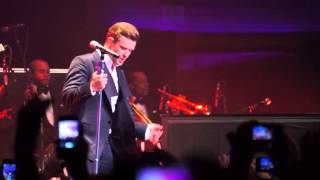 Suit and Tie - Justin Timberlake feat Jay-Z - Hollywood Palladium, Los Angeles - February 10, 2013