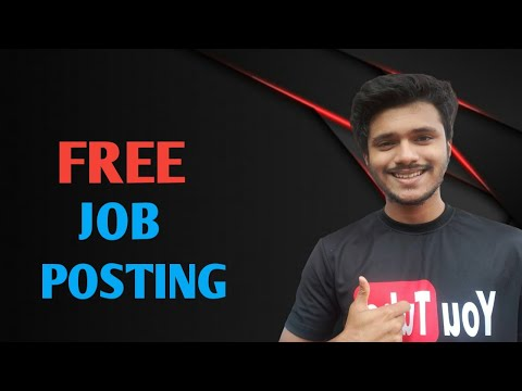 How to Make Money Online ? Earn Money Easily from Job Posting Platforms