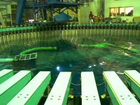 NMRI円形造波水槽 規則波P1130589.MOV