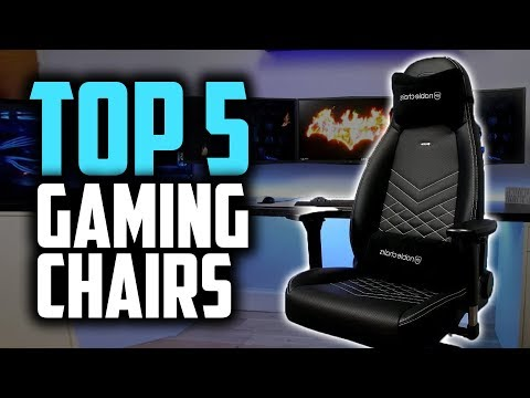 best-gaming-chairs-in-2019-|-play-your-games-comfortably!