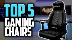 Best Gaming Chairs in 2019 | Play Your Games Comfortably!