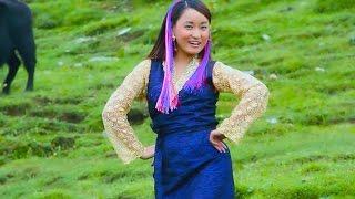 Aaha Le Ram Sali Aaha - Lakpa Sherpa (Amod) Ft. Chhiring Sherpa | New Nepali Sherpa Nading Song 2017 Resimi