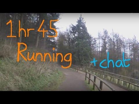 Virtual Half Marathon Training - Full Run - 1 Hour 45 Minutes - GoPro
