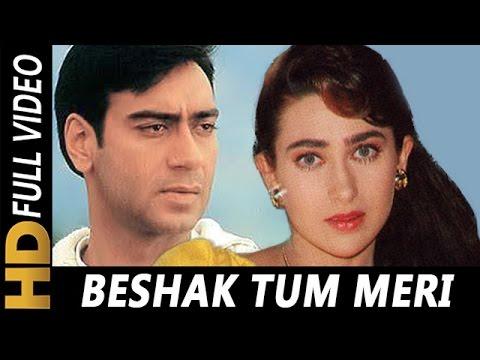 Beshak Tum Meri Mohabbat Ho | Kumar Sanu, Alka Yagnik, Kavita Krishnamurthy | Sangram 1993 Songs