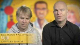 Bokfilm - Ujiji av Arne Svingen og Bjørn Ousland