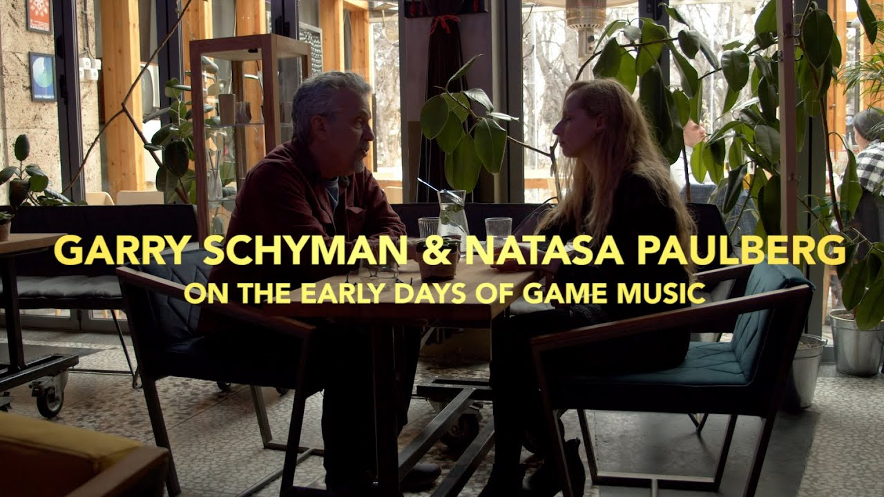 On the Early Days of Game Music | In Conversation: Garry Schyman & Natasa Paulberg