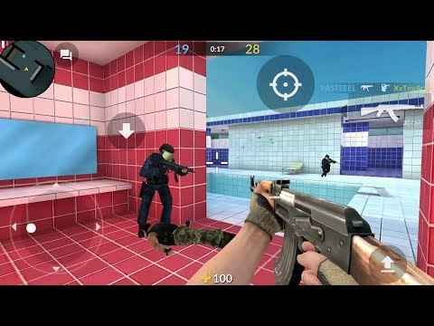 Critical Strike CS: Counter Terrorist Online FPS Android Gameplay #2