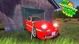 ENCONTREI UM NOVO CARRO DE CELEIRO! My Summer Car