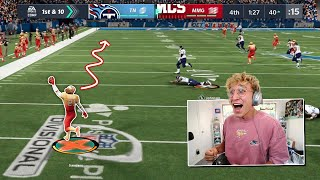 We Did THIS In The First Playoff Game... Wheel of MUT! Ep. #6