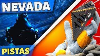 🔥 Nevada Comienza A Revelarse (Skin Secreta) - Fortnite Temporada 8 Teorias