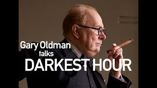 Gary Oldman interviewed by Simon Mayo