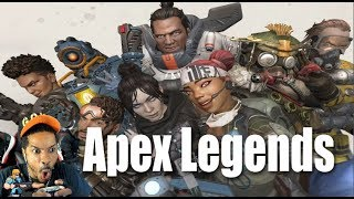 Apex Legends Gameplay | NBA 2K19 After | Xbox One X