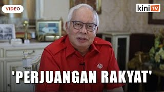 [Siaran Semula] Ucapan Najib Razak Sempena Ulang Tahun Umno-75
