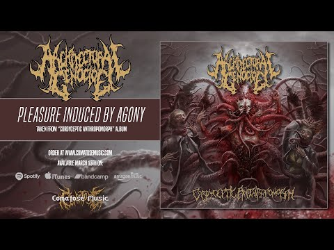 ARCHITECTURAL GENOCIDE - PLEASURE INDUCED BY AGONY [SINGLE] (2020) SW EXCLUSIVE