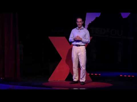 Finding your voice by overcoming speech disorders: Aslan Maleki at TEDxOU