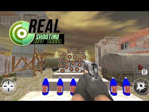 Real Shooting Army Training thumb